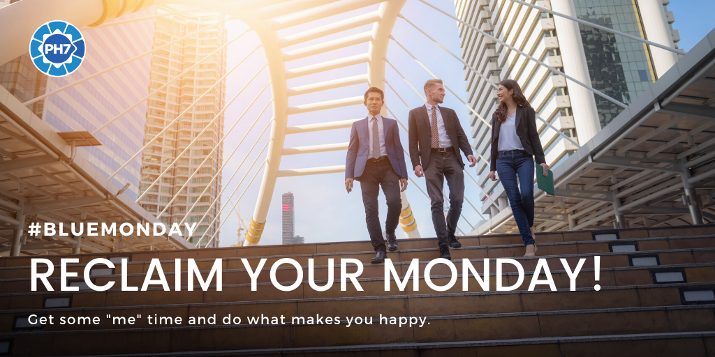 Blue Monday; does it have a place at your work?