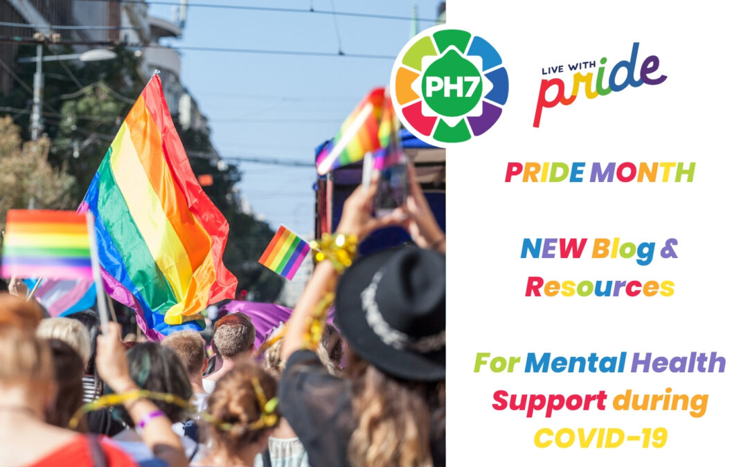 PRIDE Month: Mental Health Support