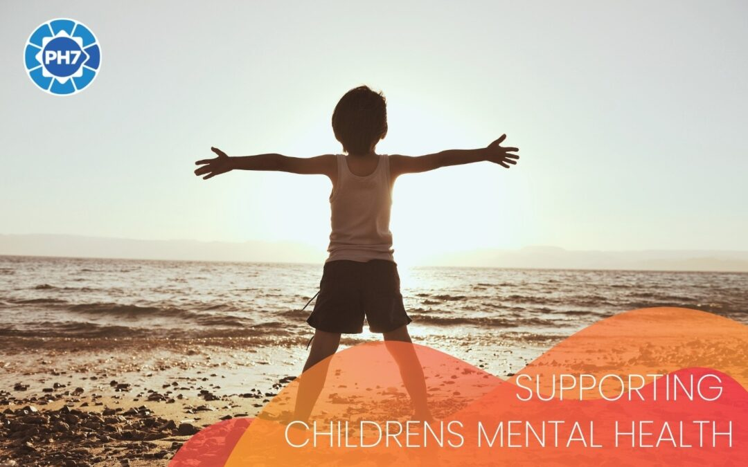 Supporting children and young people with their mental health